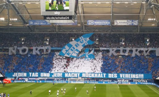 """Schalke ist nie kein Chaosklub"""