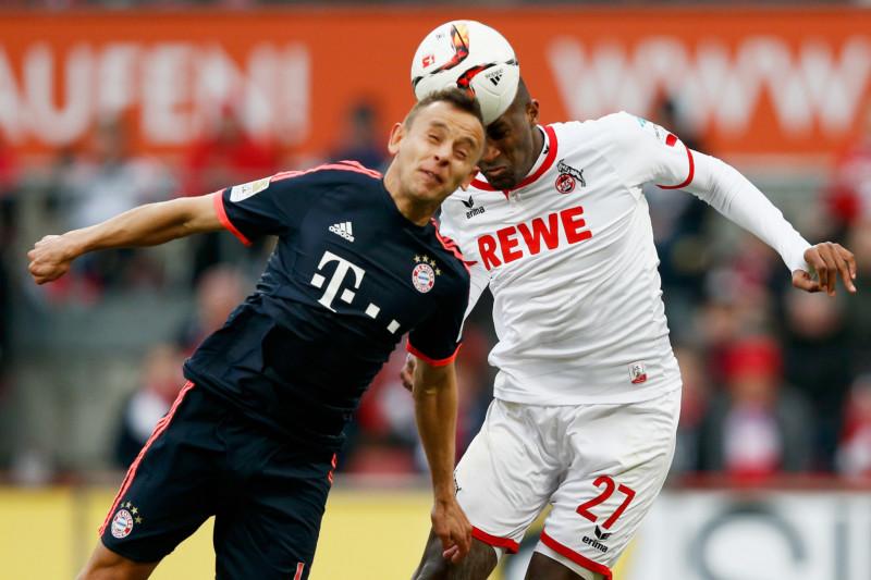 Rafinha Modeste Bayern München 1. FC Köln