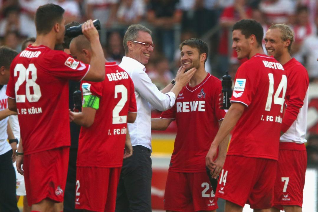 Köln Stuttgart Bundesliga
