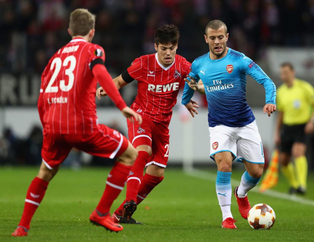 1.Fc Köln Arsenal
