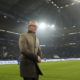 GELSENKIRCHEN, GERMANY - DECEMBER 02: Alexander Wehrle, manager of Koeln, before the Bundesliga match between FC Schalke 04 and 1. FC Koeln at Veltins-Arena on December 2, 2017 in Gelsenkirchen, Germany. (Photo by Christof Koepsel/Bongarts/Getty Images)