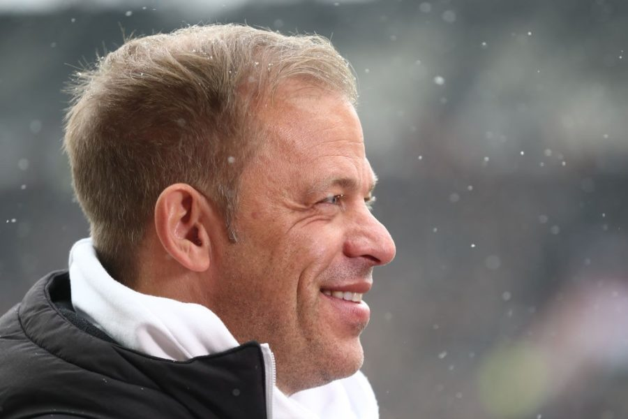 Ruthenbeck Nachfolge Geklärt Markus Anfang Wird Neuer Trainer Des 1