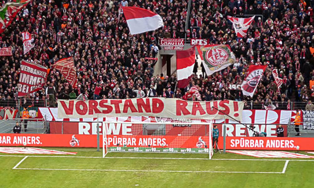 Vorstand, Fans, Südkurve