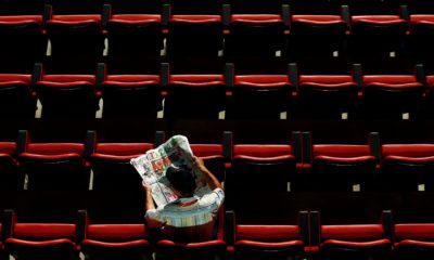 HANOVER, GERMANY - JUNE 12: A fan reads a newspaper prior to the FIFA World Cup Germany 2006 Group E match between Italy and Ghana played at the Stadium Hanover on June 12, 2006 in Hanover, Germany. (Photo by Shaun Botterill/Getty Images)