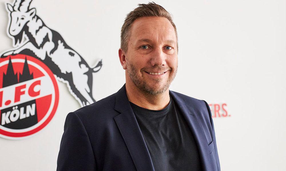 Manfred Schmid neuer Chefscout beim 1. FC Köln