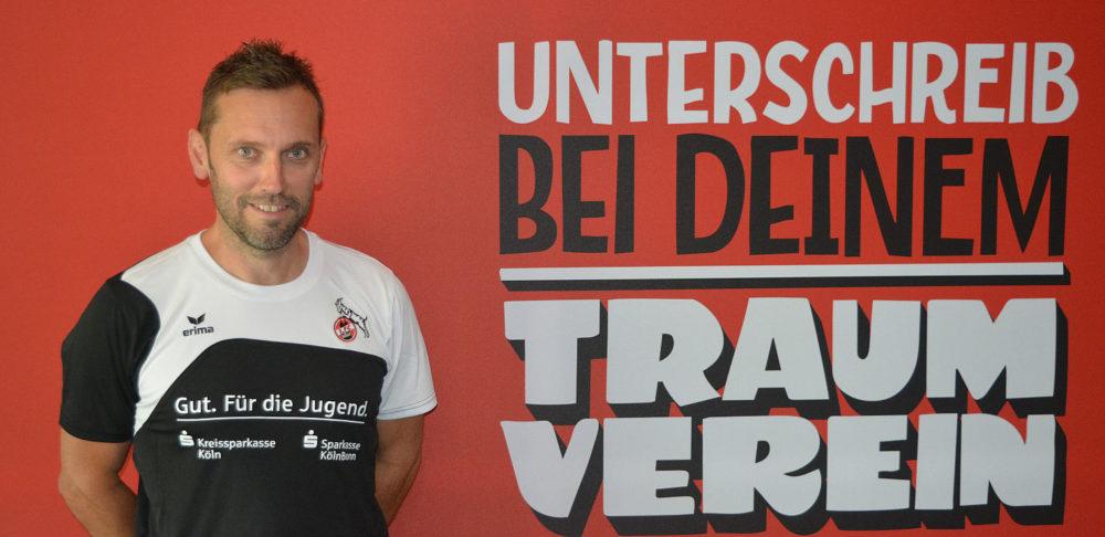 Andre Pawlak Vorstellung U17 1. FC Köln