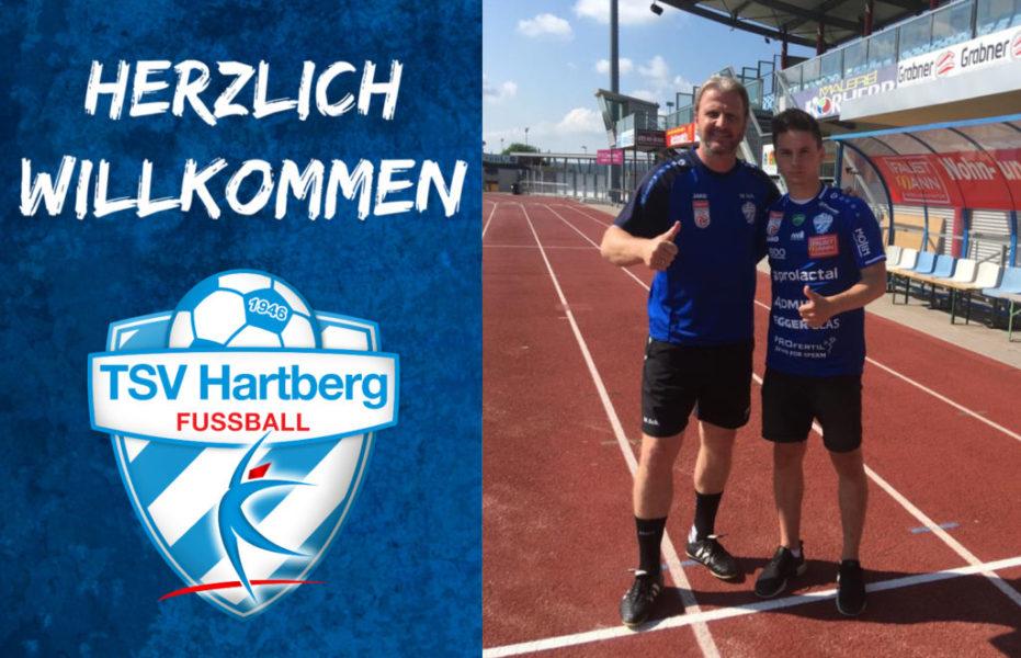 Tomas Ostrak TSV Hartberg
