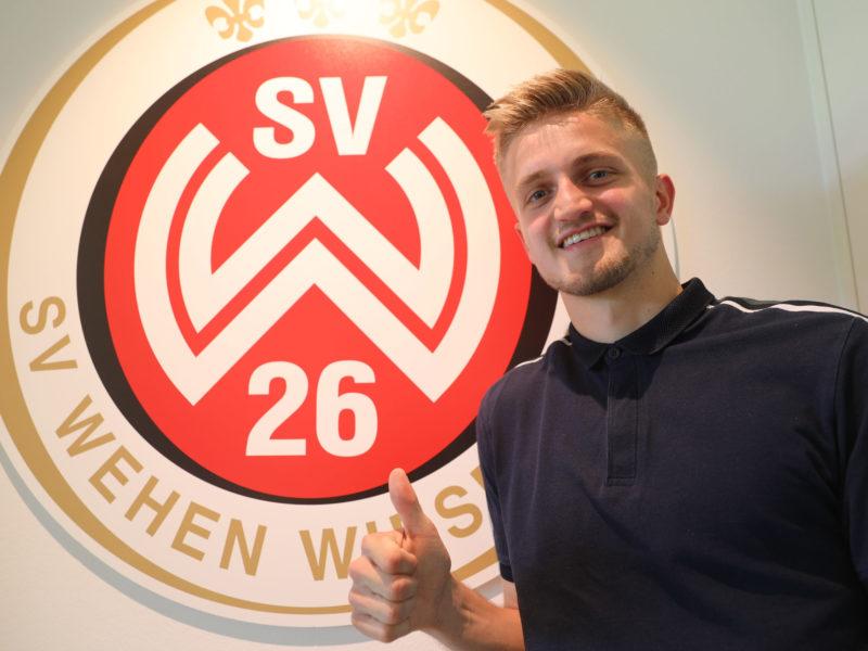 Jan-Christoph Bartels SV Wehen Wiesbaden Leihe