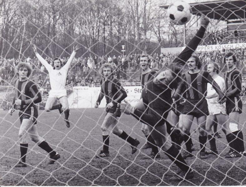 Mythos Radrennbahn 1. FC Köln Hertha BSC