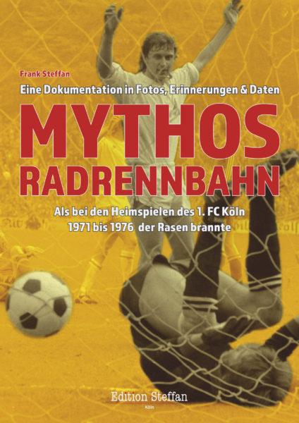 Mythos Radrennbahn Cover