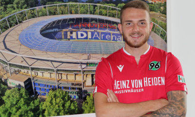 Jannes Horn Hannover 96 Wechsel Leihe 1. FC Köln