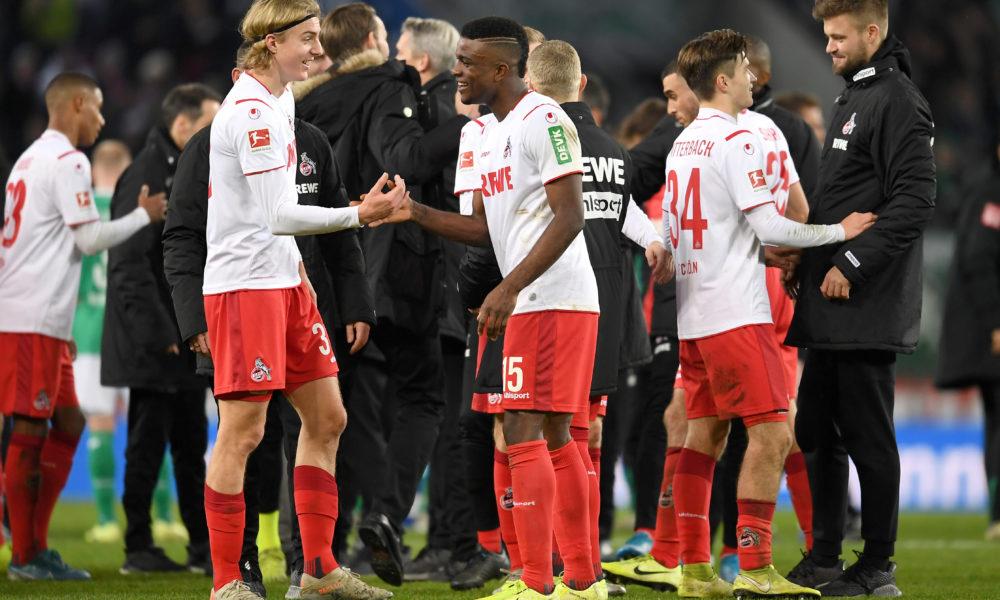 1 Fc Köln Gegen Werder Bremen