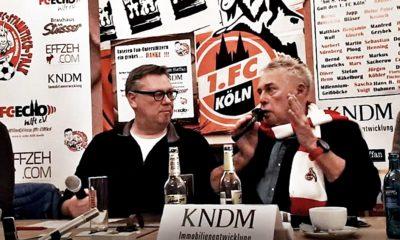 FC-Stammtisch Talk Müller-Römer Kleiß Welz
