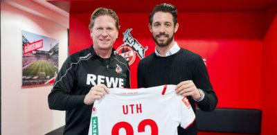 Mark Uth Markus Gisdol Transfer Leihe 1. FC Köln FC Schalke 04