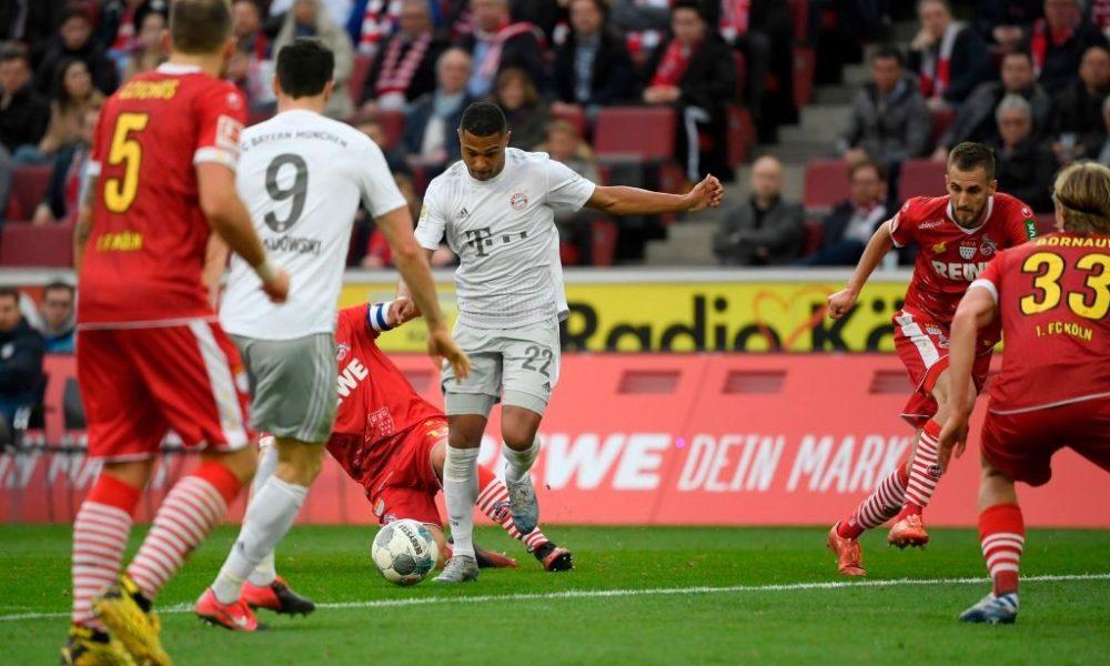 Bayern München 1 Fc Köln