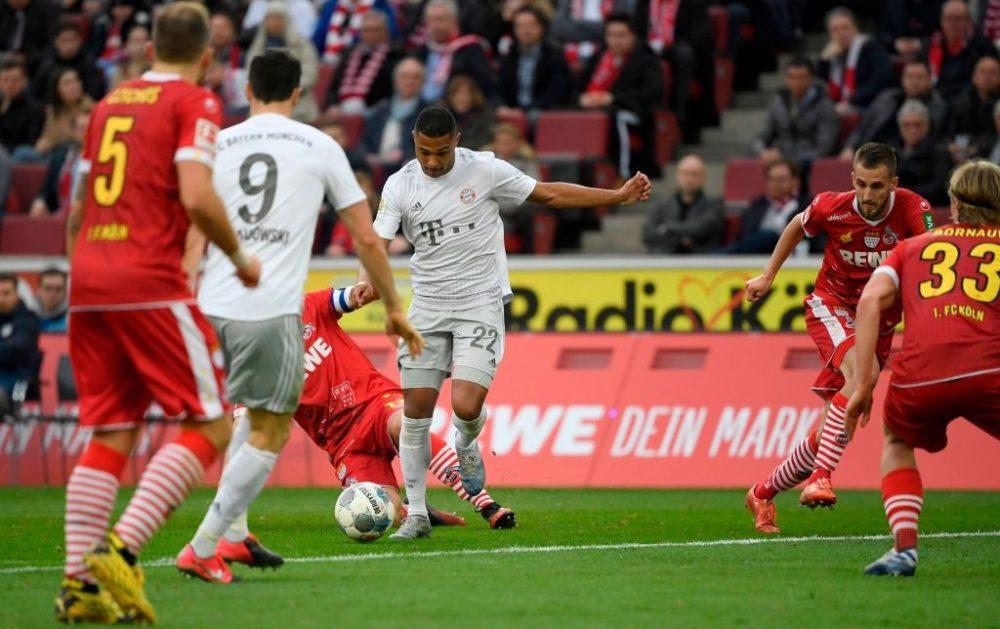 Bayern Gegen Köln 2021