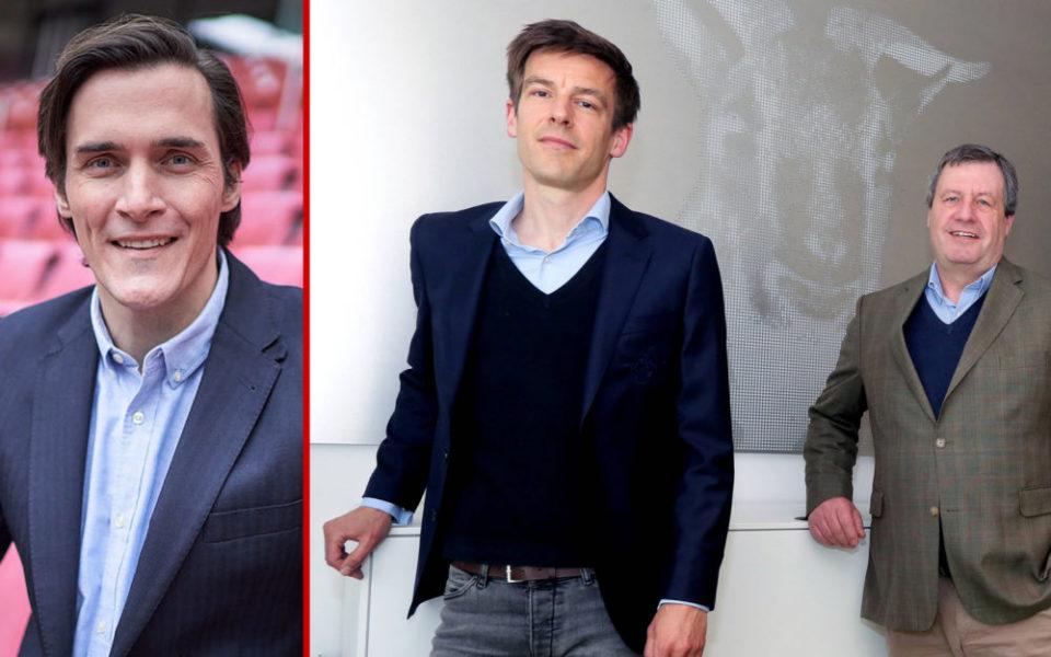Der Mann Der Bei Bild Fritz Esser War 1 Fc Koln Sorgt Mit Neuem Mediendirektor Fur Emporung