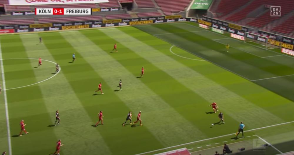 Screenshot 0:2 Freiburg Czichos Horn